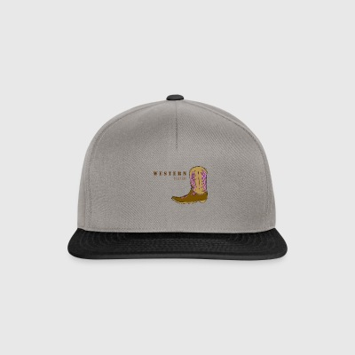colore cavaliere occidentale - Snapback Cap