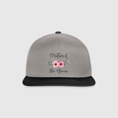 Mother of the Groom. Hen Party. Bachelorette Party - Snapback Cap