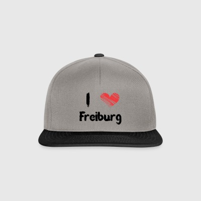 J'adore Fribourg - Casquette snapback