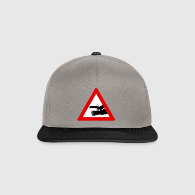 cameraman Attention! - Casquette snapback