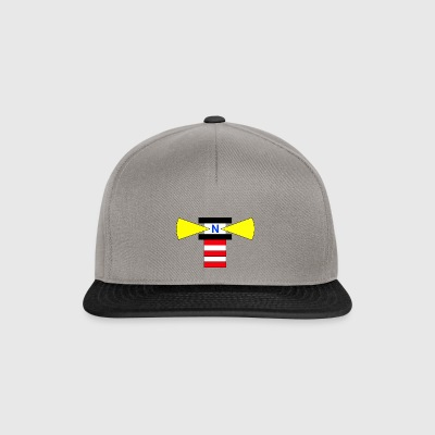 Lighthouse North - Snapback Cap
