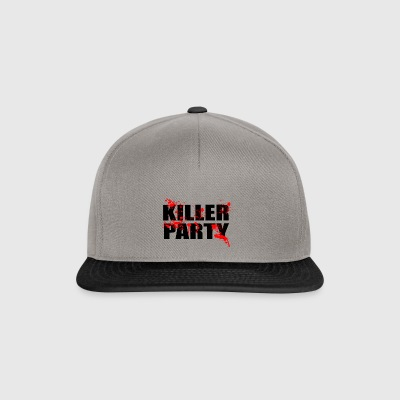 KILLER PARTY GAMER HUNTER ESCALER - Snapback Cap