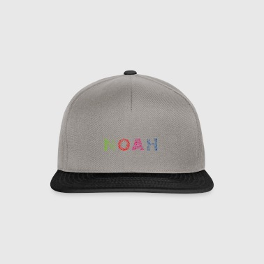 Noah Brief Name - Snapback Cap