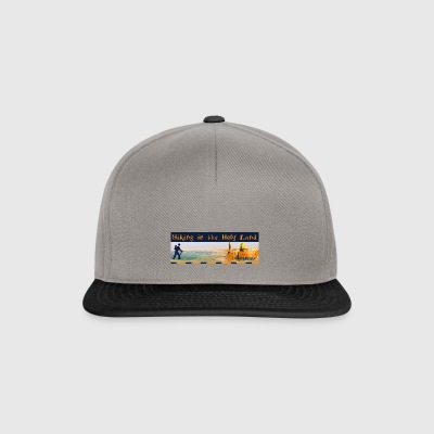 Hiking in the Holy Land - Casquette snapback
