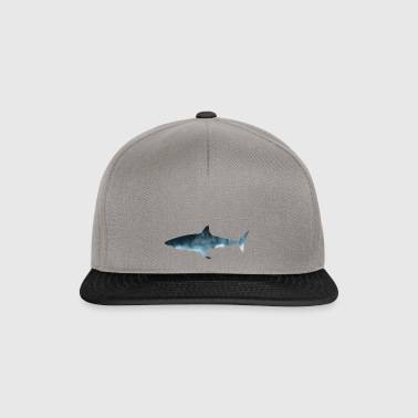 Great White Shark - Snapback Cap