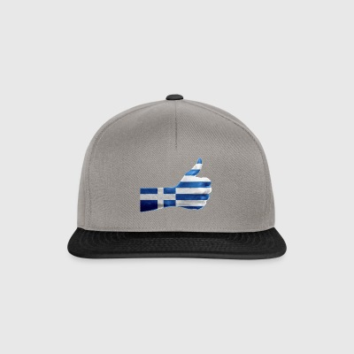 GREECE NEW COLLECTION - Snapback Cap