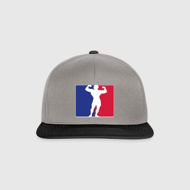 Ligue Fitness - Casquette snapback