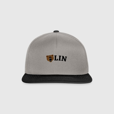 BearLin - Snapback Cap