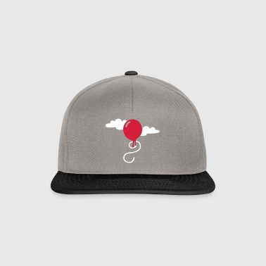 Melting balloon - Snapback Cap