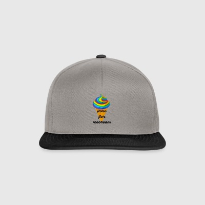 Born for Icecream - Snapback Cap