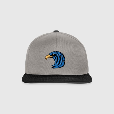 Blue Eagle - Snapback cap