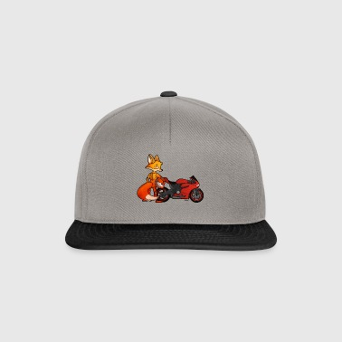 Fox motorcycle - Snapback Cap