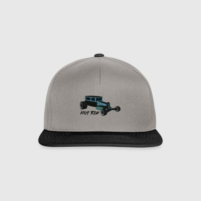 Hot Rod lover v1 - Snapback Cap