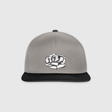 Rose white - Snapback Cap