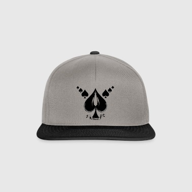 Ace of Skates - Snapback Cap