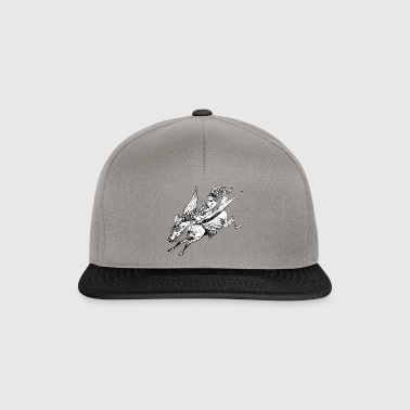 Pegasus Flight - Snapback Cap