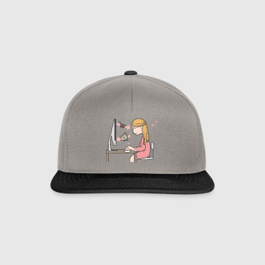 Online Shopping - Snapback Cap