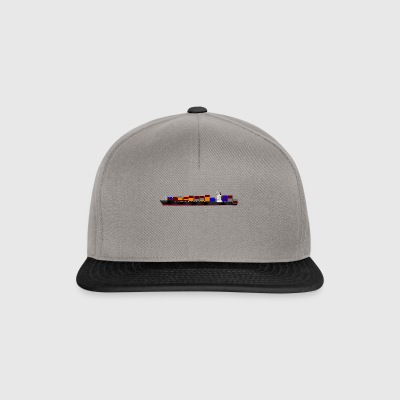 Container Ship - Snapback Cap