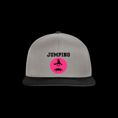 Saut - Jumping Fitness - Casquette snapback