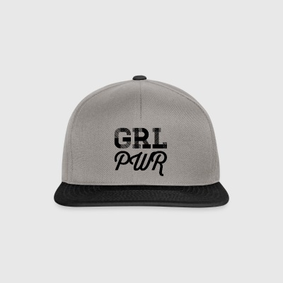 girlpower - Snapback cap