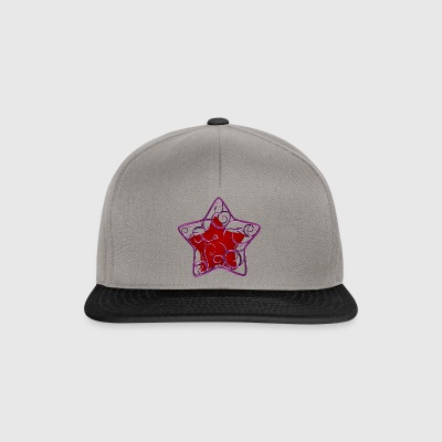 Star in the cage - Snapback Cap