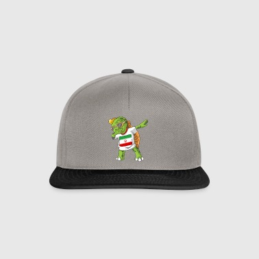 Iran tortue tamponnant - Casquette snapback