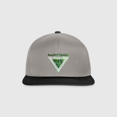Rainforest - Snapback Cap