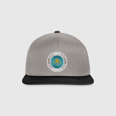Made in Kazakhstan - Snapback Cap
