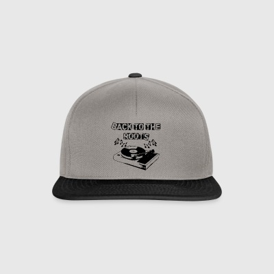 back to the roots - Snapback Cap
