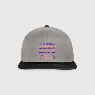 mothers' Day Mom Gift - Snapback Cap