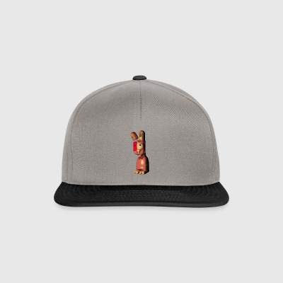 Steampunkt Hase - Snapback Cap