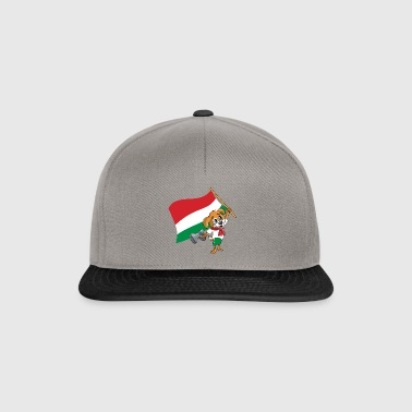 Ungheria fan dog - Snapback Cap