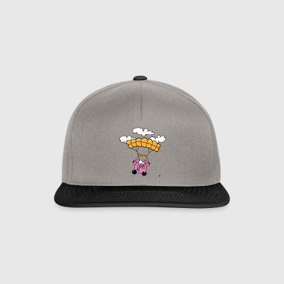 "Poops ""Skydive"" - Casquette snapback"