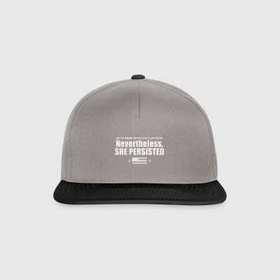 She was Warned 3 - Snapback Cap