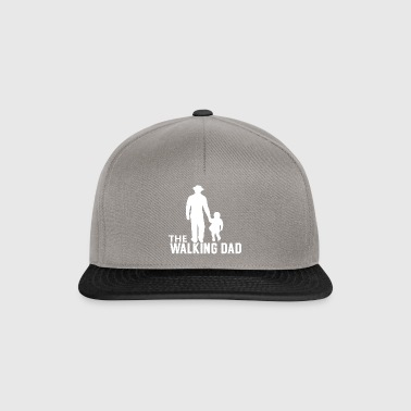 The Walking Dad - Zombie Alarm - - Snapback Cap
