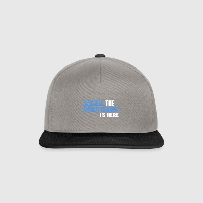 Psychotherapist Funny Sayings - Snapback Cap