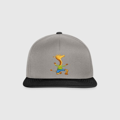 Funny Animal Design Giraf - Snapback cap
