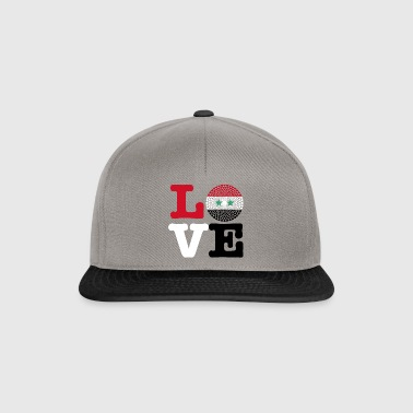 COEUR SYRIE - Casquette snapback