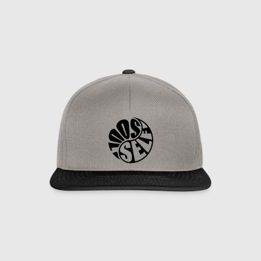Yin and Yang - Snapback Cap
