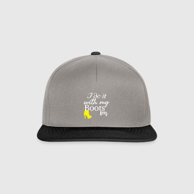 I do it - Snapback Cap