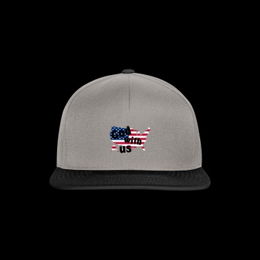 God with us - Casquette snapback