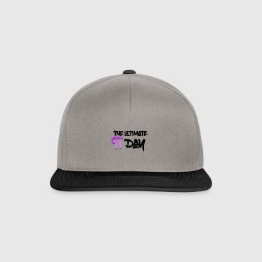 The ultimate Pie Day - Snapback Cap