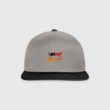 I am not a latte - Snapback Cap
