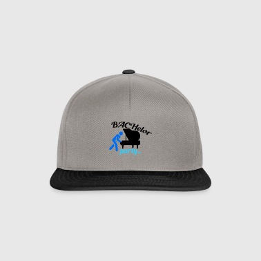 Join our BACHelor party - Snapback Cap