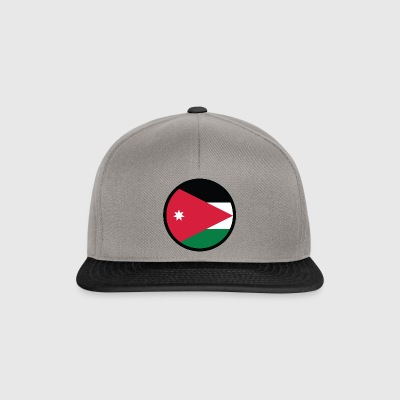 National Flag Of Jordan - Snapback Cap