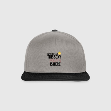 Have no fear this sexy asian is here - Snapback Cap
