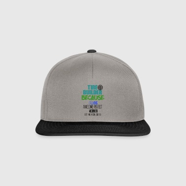 Tire Builder - Snapback Cap