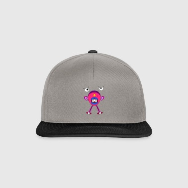 Little Monster voor Spreadshirt - Snapback cap