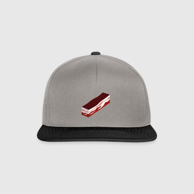 bacon - Snapback Cap
