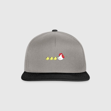 Chicken Family - Snapback-caps